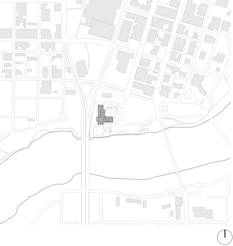 Remai modern kpmb architects architecture49 archdaily for Modern site plan