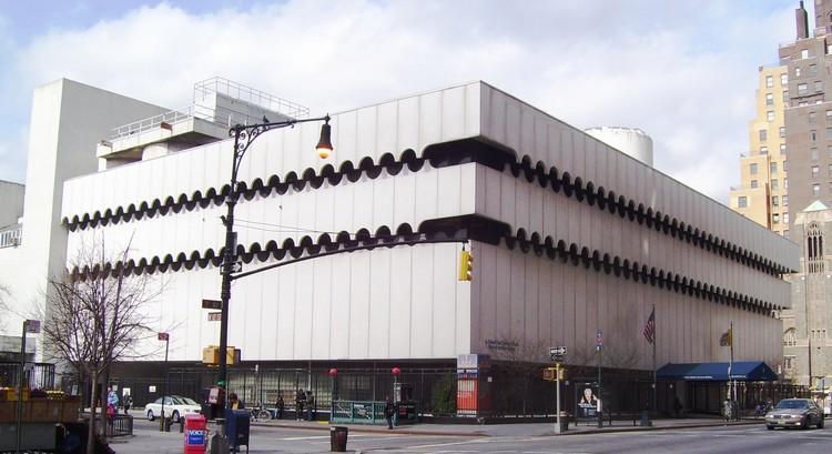 Modernist Architect Albert C. Lender Dies at Age 93, O'Toole Building, New York. Image © Wikimedia CC user Beyond My Ken. Licensed under CC BY-SA 4.0