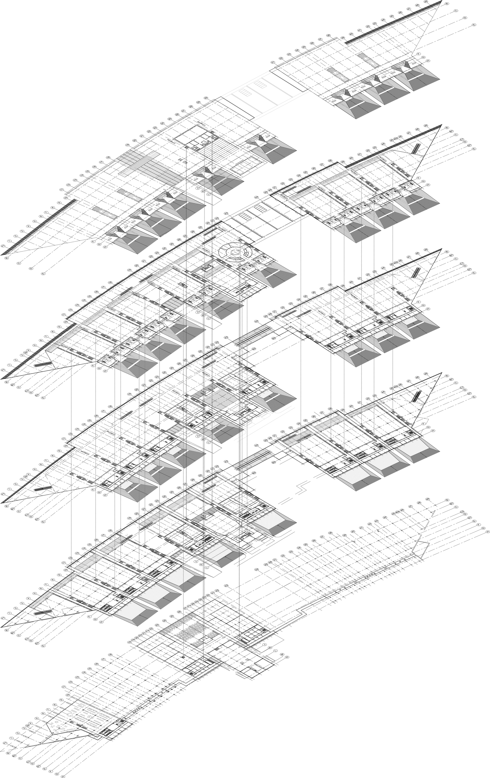 Gallery of tehran book garden design core 4s architects urban zoom image view original size ccuart Choice Image