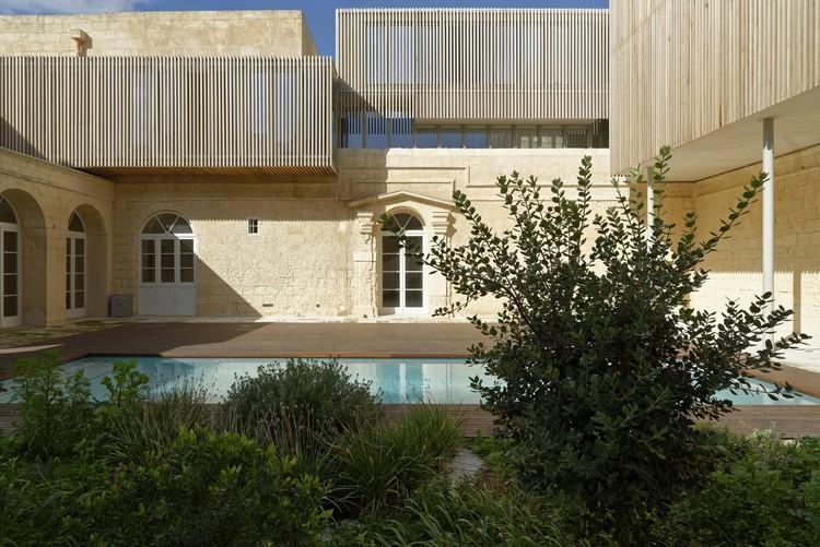 Villa Castro / AP Valletta + Jens Bruenslow, © Alex Attard