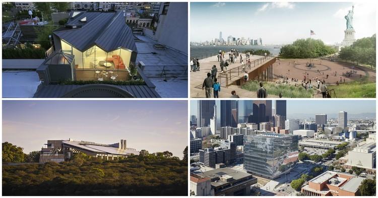 Architect Magazine lista os 50 melhores escritórios de arquitetura dos EUA de 2017