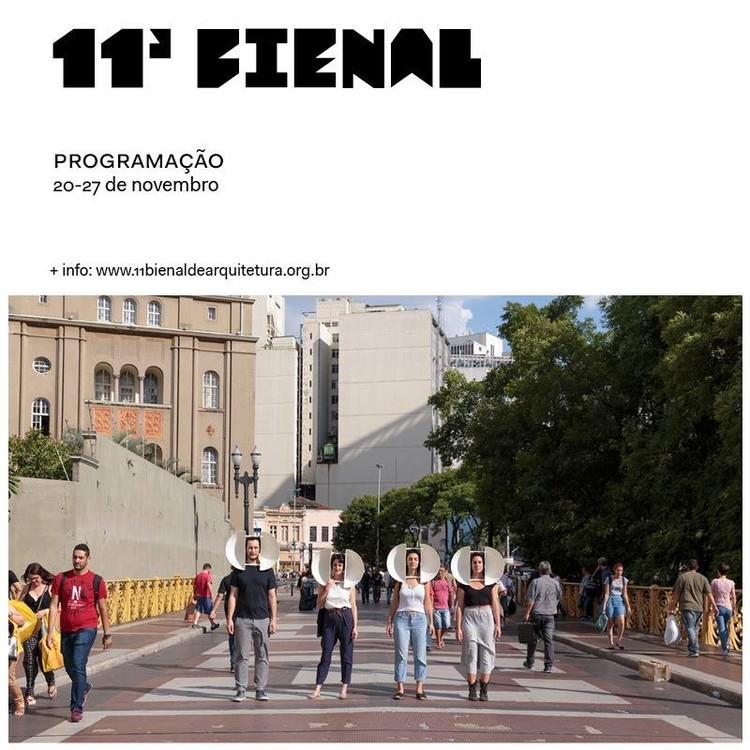 Acompanhe a programação da 11ª Bienal de Arquitetura de São Paulo