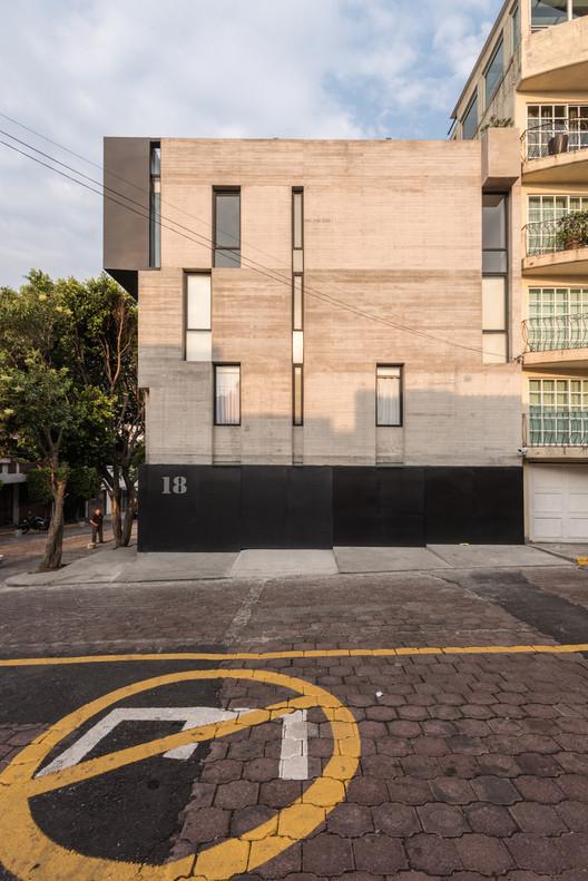 Corbeta 18 / FRB Arquitectos Asociados, © Jaime Navarro
