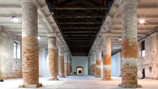 © Giulio Squillacciotti. Arsenale, Venecia, Italia.. Image Cortesía de Cortesía de La Biennale di Venezia
