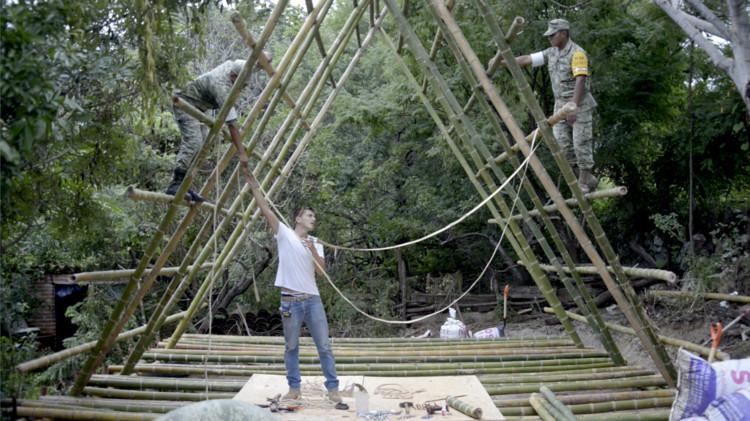 Bio-Reconstruye México busca crear una 'arquitectura para la vida' tras los sismos de septiembre, © Osiris Luciano