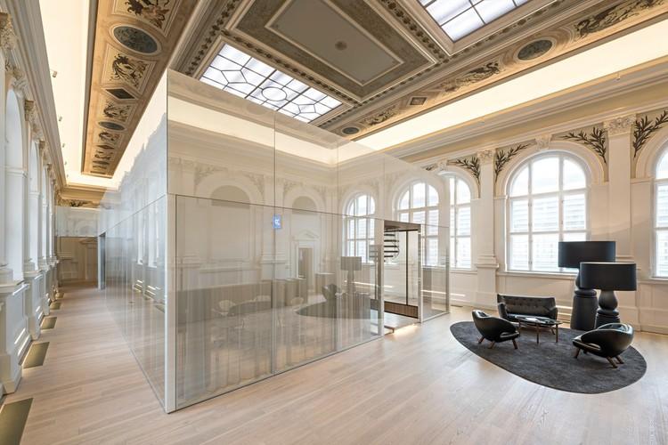 Telegraf 7 / BEHF Architects, © Hertha Hurnaus