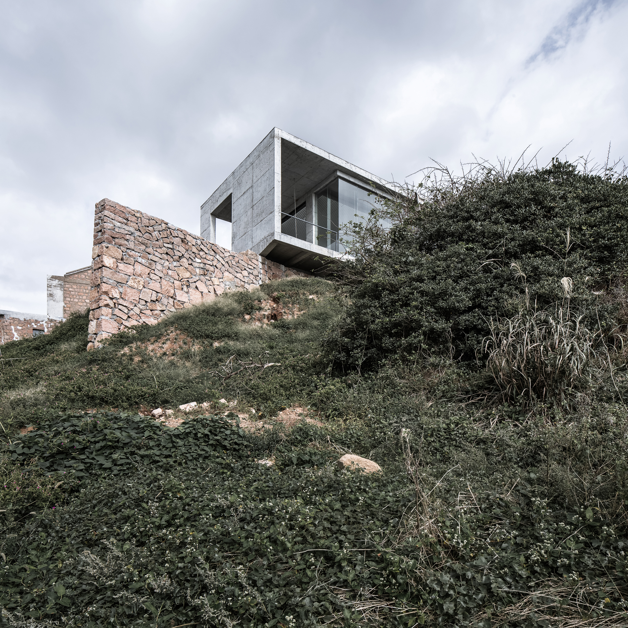 Rural Design Ruraldesign: Gallery Of Rural House Renovation In Zhoushan / Evolution