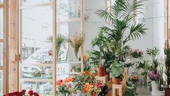 Orchids and Ladders / SERRANO+BAQUERO Arquitectos