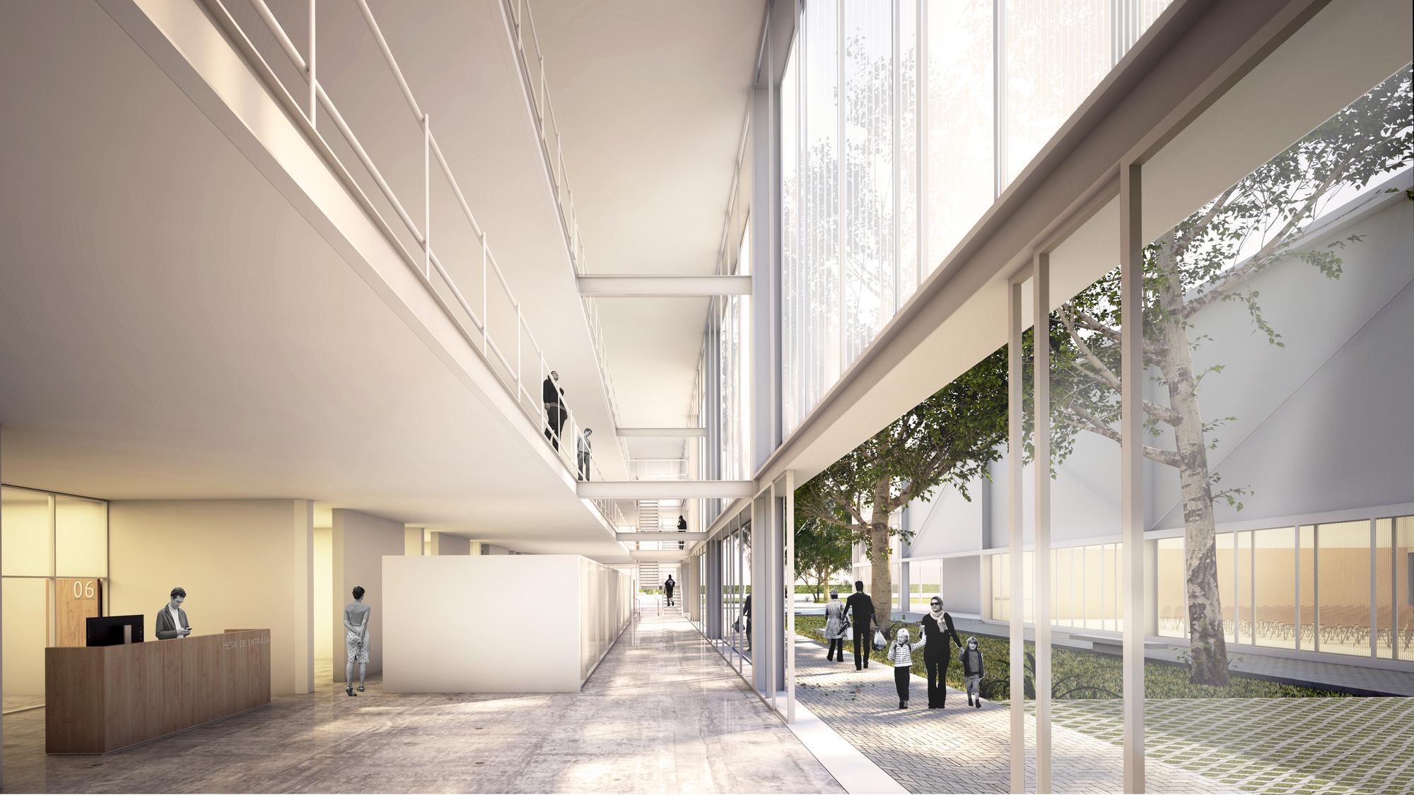 Conoce el primer premio del complejo en parque de la for Arquitectura rosario