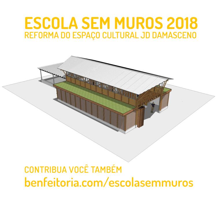 """Lançamento da Campanha """"Escola sem Muros"""" 2018"""