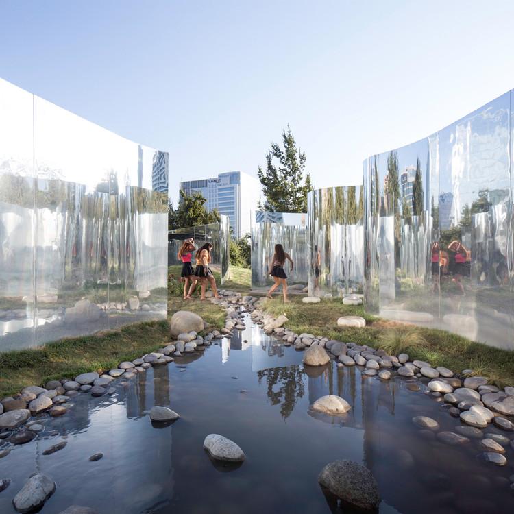 Fotos da Semana: 10 espelhos d'água incríveis