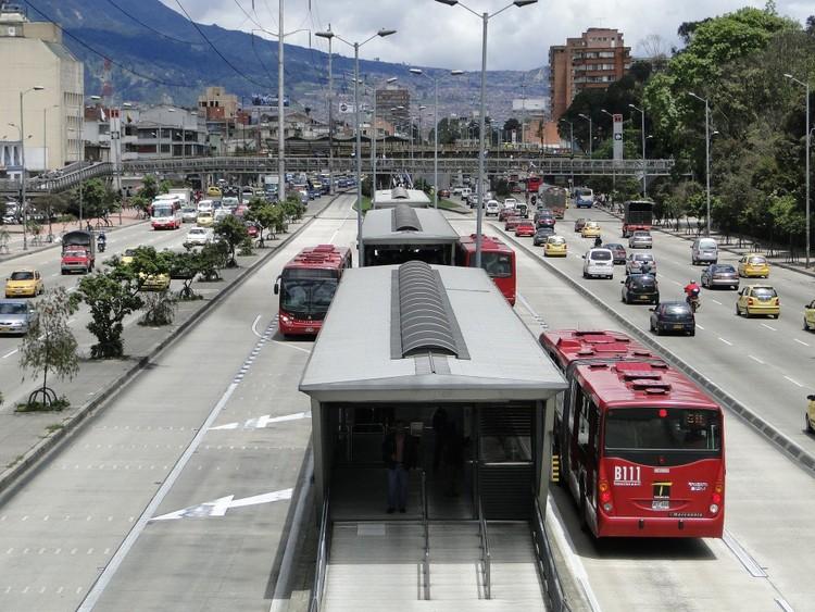 Seis cidades e suas grandes ideias sustentáveis, Bogotá. Foto: WRI Brasil Cidades Sustentáveis