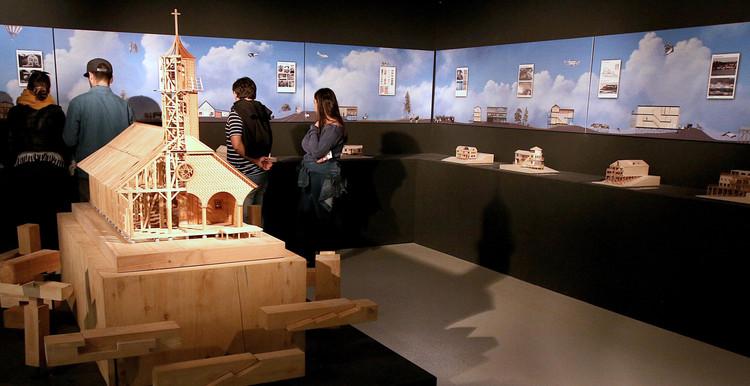 Edward Rojas y Chiloé: 'Una arquitectura del Lugar' en la Bienal de Chile 2017, Cortesía de XX Bienal de Chile
