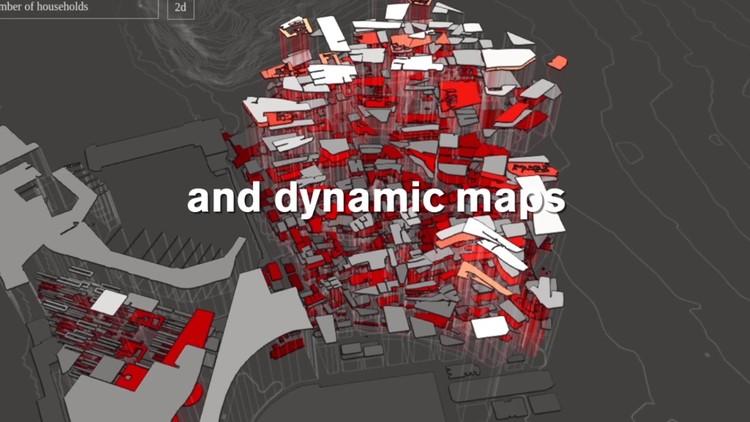 Traducen y digitalizan en 3D los análisis de la obra maestra de Ildefonso Cerdà , Cortesía de Instituto de Arquitectura Avanzada de Cataluña (iaacat)