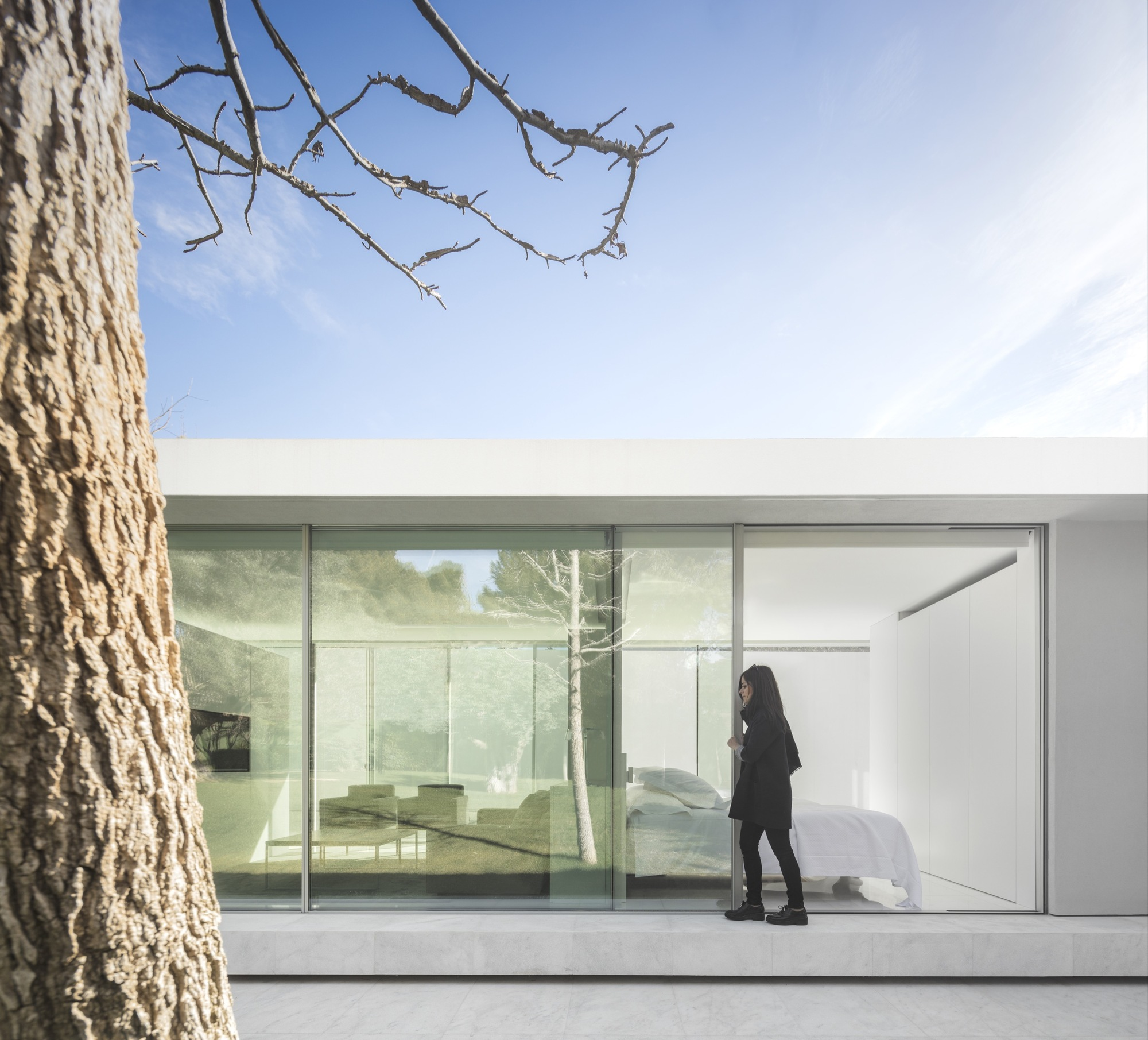 Gallery of guests pavilion fran silvestre arquitectos 38 - Fran silvestre arquitectos ...