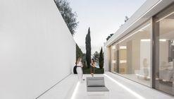 Pabellón de Invitados / Fran Silvestre Arquitectos
