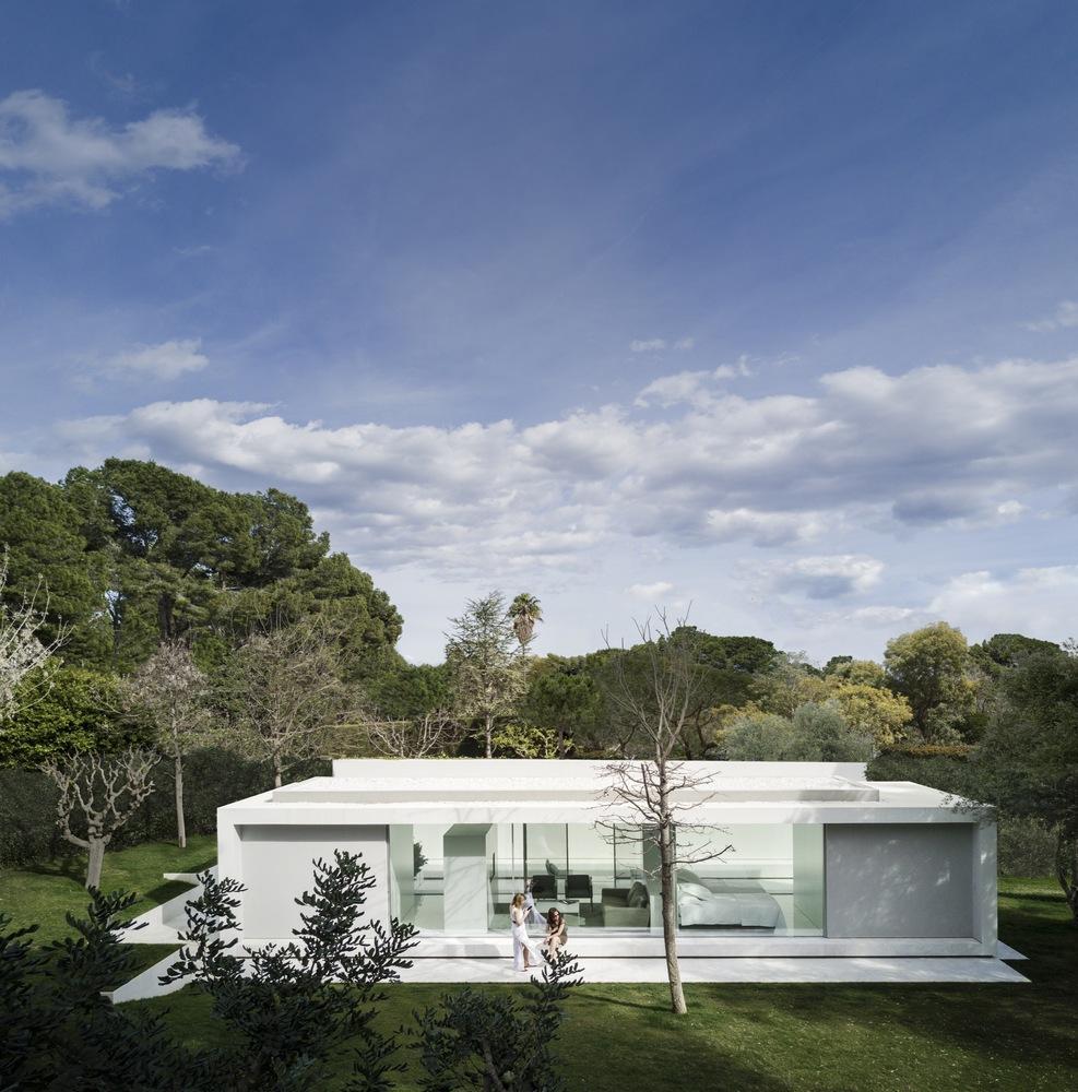 Guests Pavilion / Fran Silvestre Arquitectos