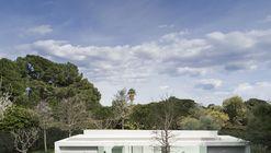 Pavilhão de Convidados / Fran Silvestre Arquitectos