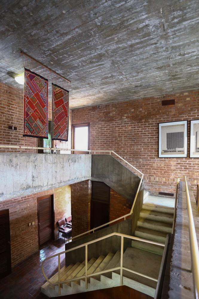Gallery Of Architect S Family Home Studio Bashirul Haq