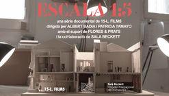 Flores & Prats junto a 15-L. FILMS estrenan 'ESCALA 1:5' en Barcelona