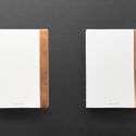 THIS CAREFULLY CRAFTED MINIMALIST SKETCHBOOK IS PERFECTLY DESIGNED WITH ARCHITECTS IN MIND