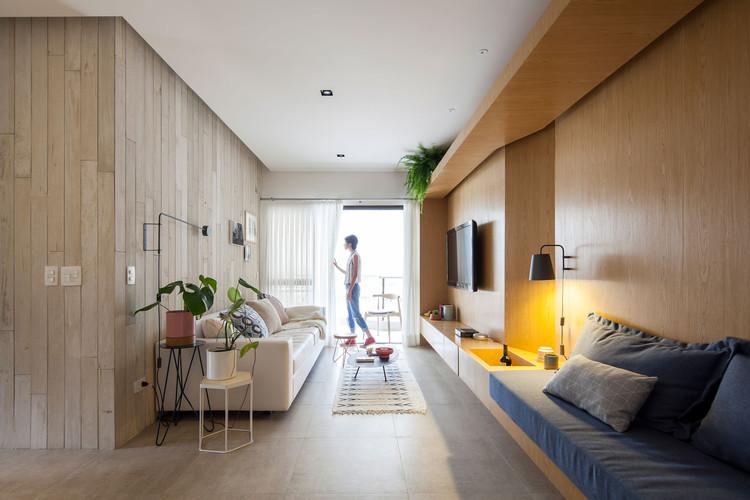 Apartamento Garú / Estúdio BRA, © Maíra Acayaba