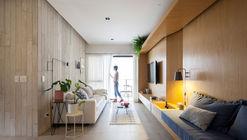Apartamento Garú / Estúdio BRA