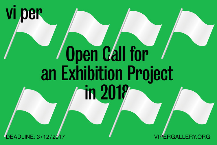 International Open Call For Exhibition Project at VI PER Gallery in Prague