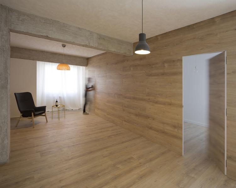 Rehabilitación en Logroño / studio MADe, © Adrian Aleson