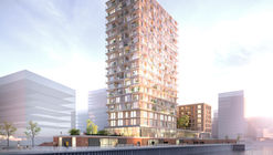St?rmer Murphy and Partners Will Design Germany's First Wooden High-Rise