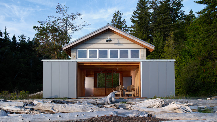 Casa de botes / Hoedemaker Pfeiffer, © Alex Hayden