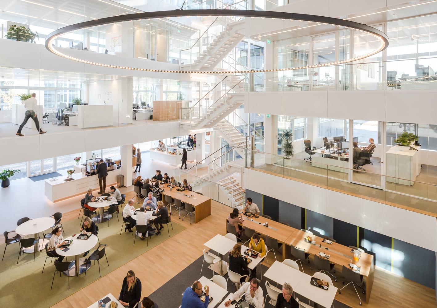 Van Spaendonck Enterprise House / architectenbureau cepezed
