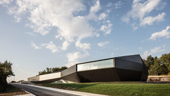 Congress Center of The Haute Saintonge / TETRARC