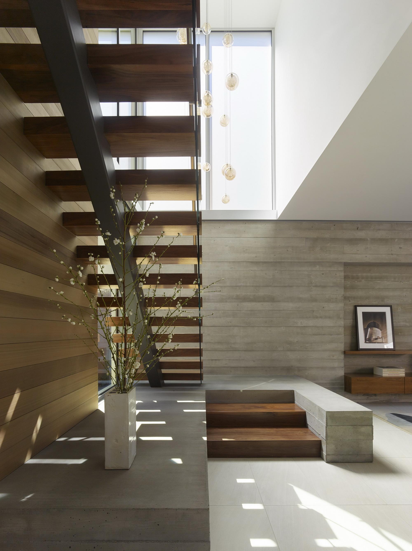 Galer a de crescent drive ehrlich architects 12 - Limposante residence contemporaine de ehrlich architects ...