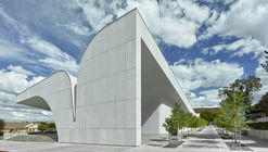 Centro para as Artes Sorenson / Brooks + Scarpa Architects