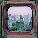 PEEP THROUGH THE WONDROUS WINDOWS OF THE TOURS AILLAUD IN THIS COLORFUL PHOTO SERIES