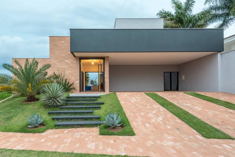 Casa CB  / Laje 54 Arquitetura, © Favaro Jr.