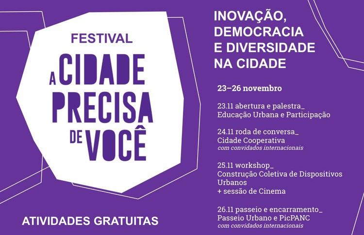 I Festival A Cidade Precisa de Você, I Festival A Cidade Precisa de Você