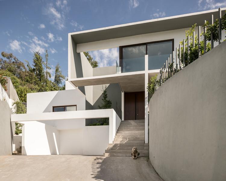 Ewok House / Fones Arquitectos, © Antonio Aros