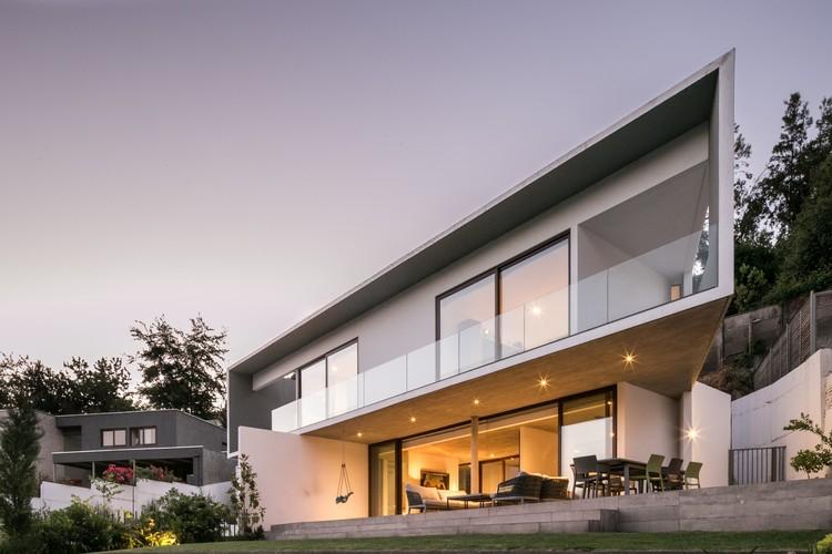 Casa Ewok / Fones Arquitectos, © Antonio Aros