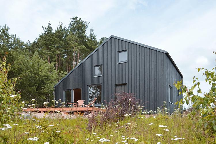 Kashubian House / Grzegorz Layer, Courtesy of Grzegorz Layer