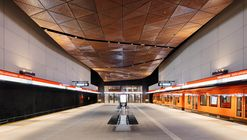Aalto University Metro Station / ALA Architects + Esa Piironen Architects