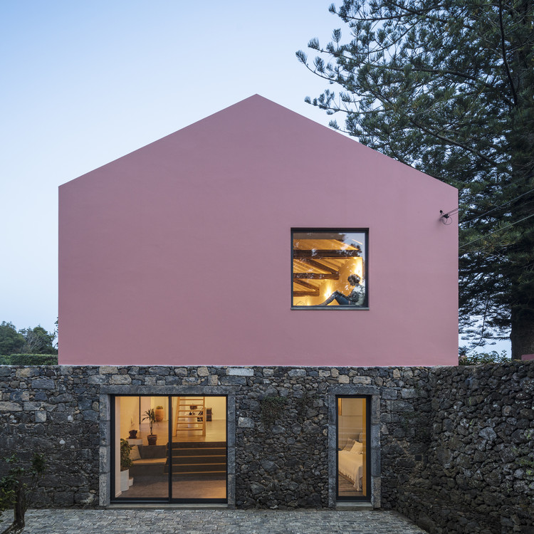 Casa Rosada / Mezzo Atelier, © Fernando Guerra | FG+SG