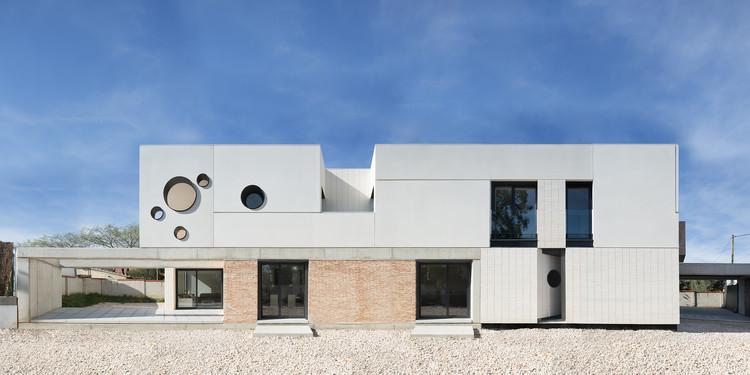 IA_HOUSE / LANDÍNEZ+REY | equipo L2G arquitectos, © Raúl del Valle