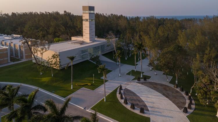 Memorial de la Heroica Escuela Naval Militar Antón Lizardo / Picciotto Arquitectos, © Jaime Navarro