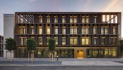 Centro de Biología de Sistemas de Dresde  / Heikkinen-Komonen Architects
