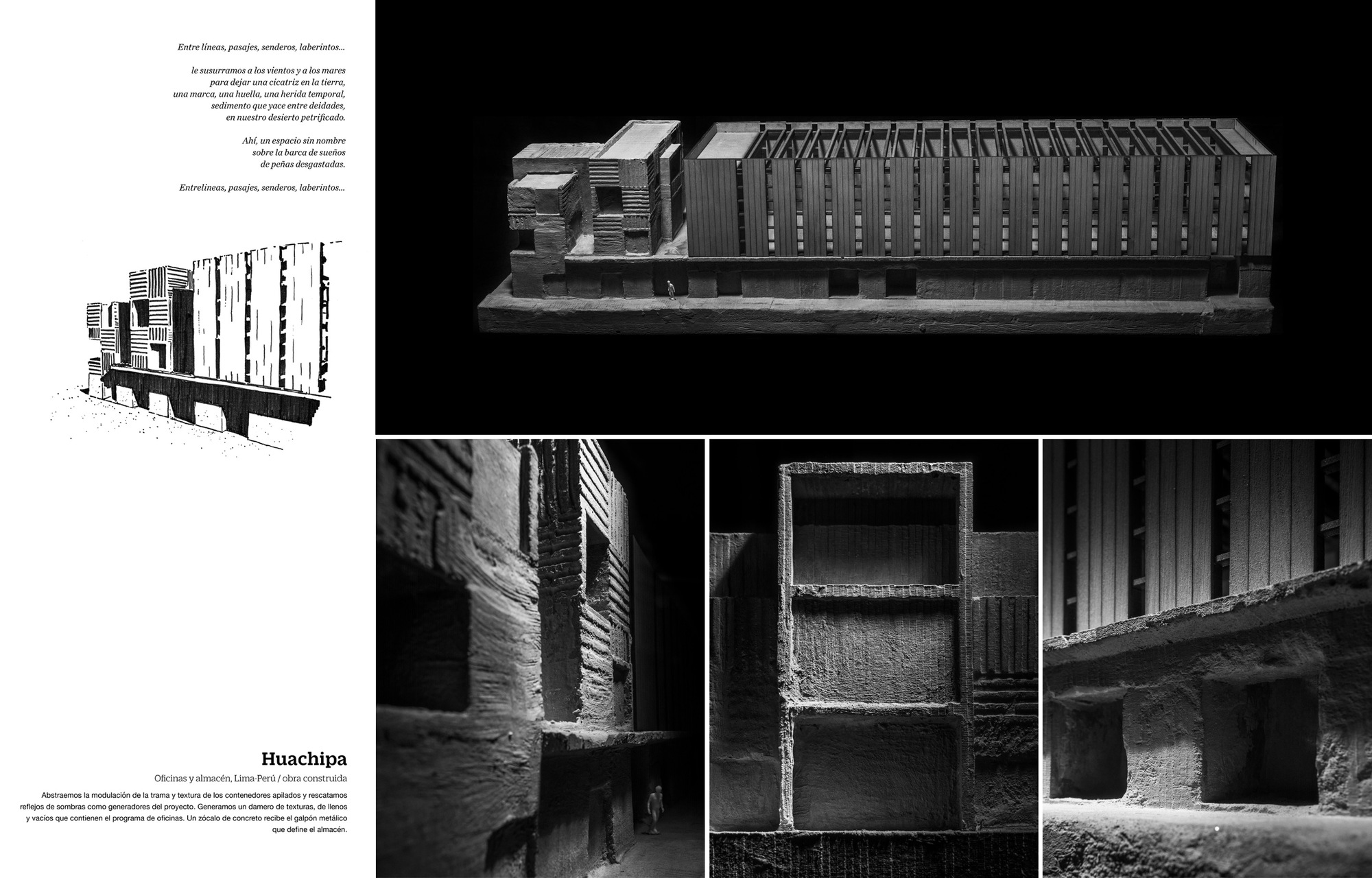 Galería de Oscar Gonzalez Moix: Arquitectura esCultura en la Bienal ...