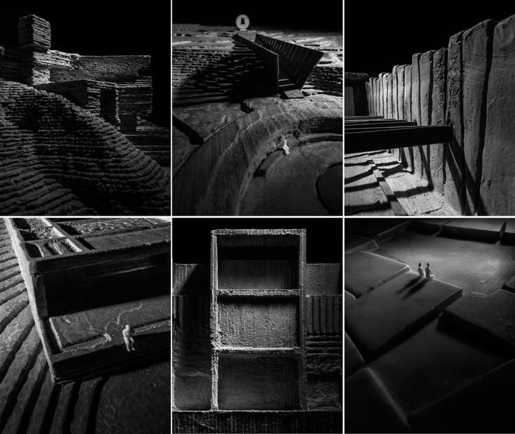 Oscar Gonzalez Moix: Arquitectura esCultura en la Bienal Internacional de Arquitectura de Buenos Aires 2017, © Ramiro del Carpio
