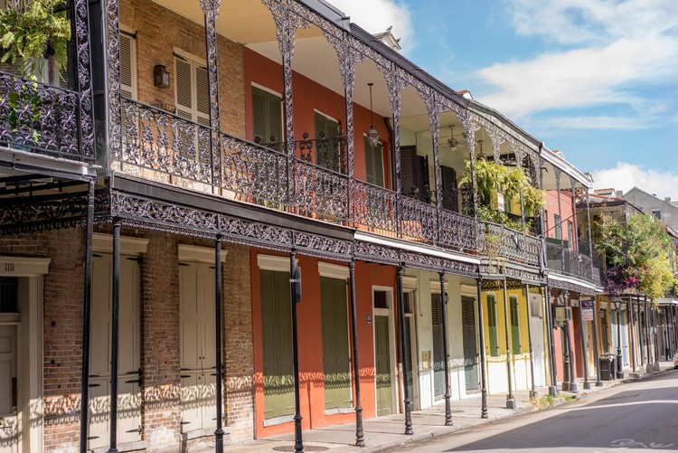 An Architect's Guide to New Orleans: 21 Unmissable Works of Architecture and Design , Courtesy of New Orleans Convention & Visitors Bureau