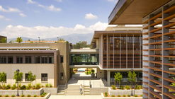 Pomona College Student Housing / Ehrlich Yanai Rhee Chaney Architects